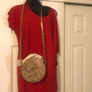 Circular purse